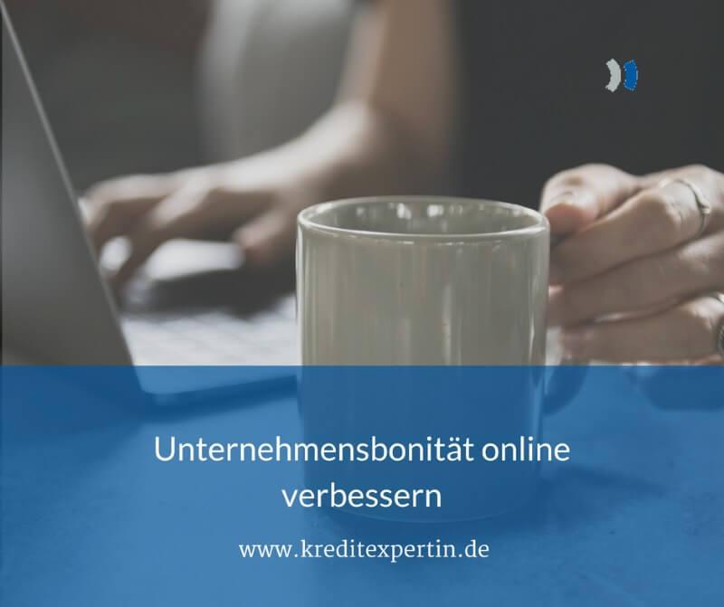Unternehmensdaten online aktualisieren und passende Finanzierungsangebote bekommen