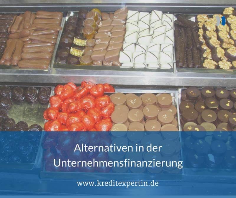 Alternativen in der Unternehmensfinanzierung