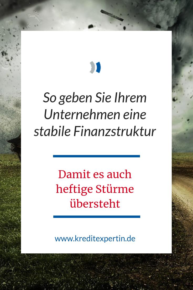 Unternehmen finanzieren