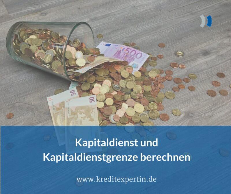 Wie Sie die Kapitaldienstfähigkeit berechnen und so die Bank von Ihrer Kreditwürdigkeit überzeugen
