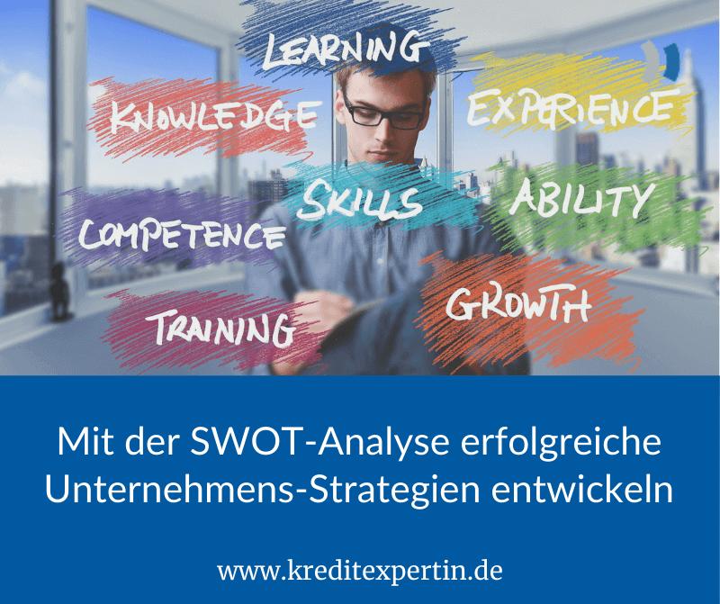 Wie Sie mit der SWOT-Matrix erfolgreiche Unternehmens-Strategien entwickeln