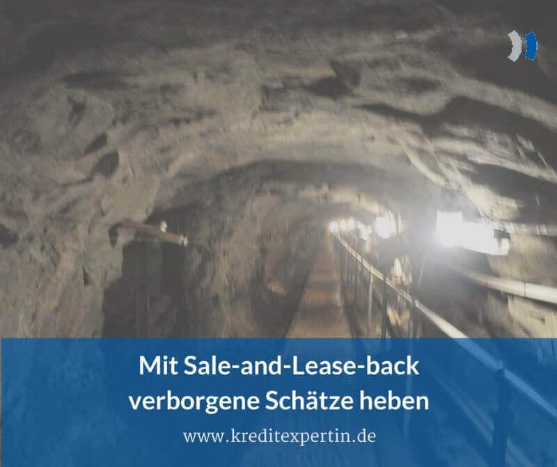 Verborgene Schätze – mit Sale-and-Lease-back die Zahlungsfähigkeit verbessern.